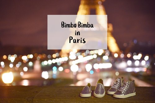 Bimbo Bimba in Paris빔보빔바