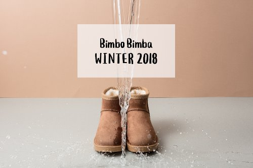 Bimbo Bimba Winter 2018빔보빔바